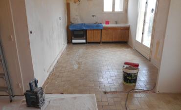 Rénovations sols et murs