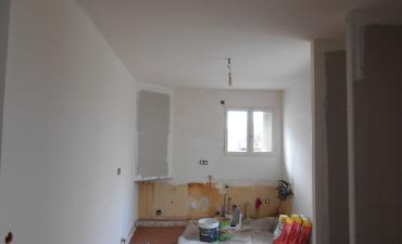 Rénovation sols et murs